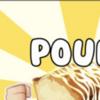 Pound it large