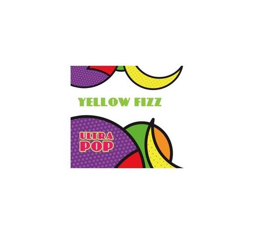 Ultrapop YELLOW FIZZ 10 ml