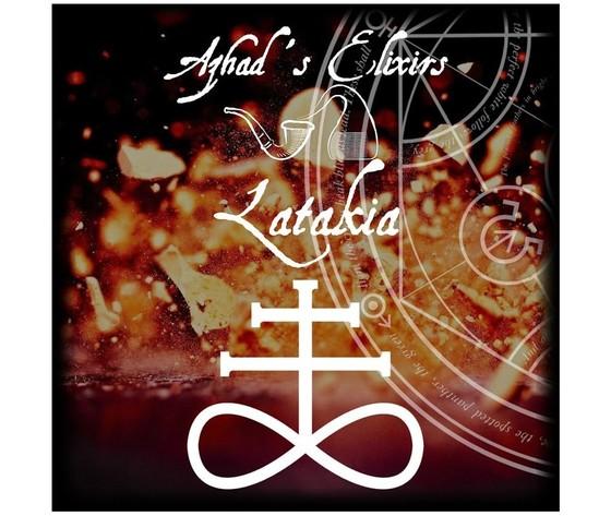 AROMI AZHAD'S ELIXIRS 10 ML  LATAKIA
