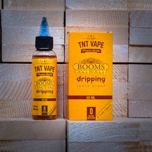 TNT VAPE BOOMS DRIPPING 60ML