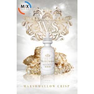 MARSHMALLOW CRISP by Kilo - White Series: deliziose e dolci barrette a base di riso soffiato tostato e marshmallows.