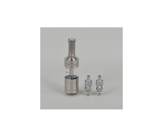 INNOKIN ICLEAR X. I. DUAL COIL (DOPPIA RESISTENZA) PYREX GLASS
