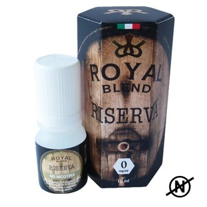ROYAL BLEND Tabaccoriserva 10ML