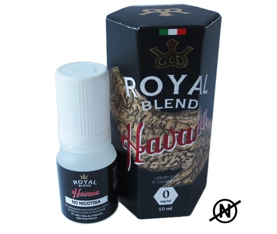 ROYAL BLEND HAVANA 10ML