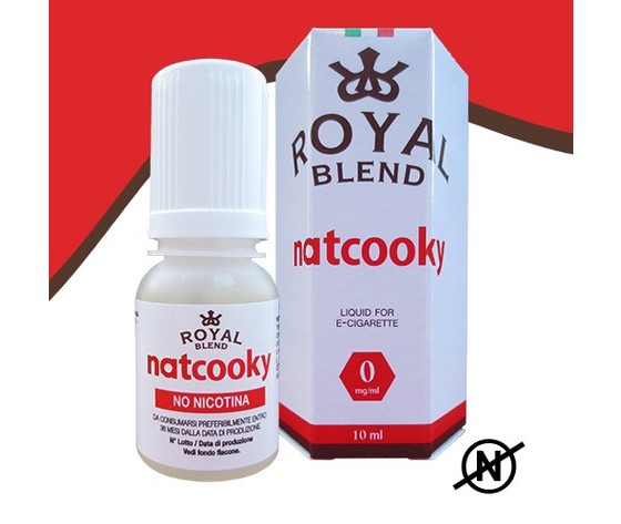 ROYAL BLEND NATCOOKY 10ml
