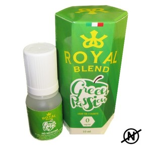 ROYAL BLEND GREEN PASSION 10ML (MELA VERDE)
