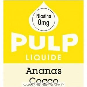 PULP ANANAS E COCCO