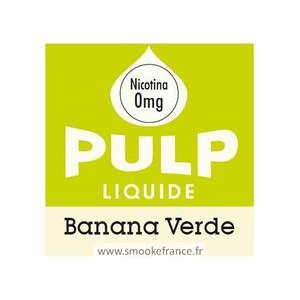 PULP Banana VERDE