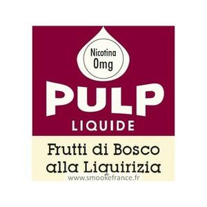 PULP Frutti di Bosco alla Liquirizia