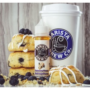 BARISTA BREW CO - CINNAMON GLAZED BLUEBERRY SCONE 60ML MIX AND VAPE