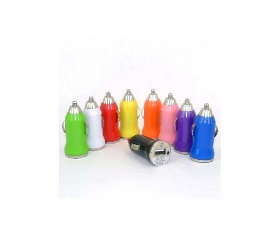 Adattatore usb caricabatteria auto per sigarette elettroniche, cellulari, i-pod ect cet