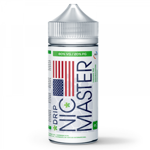 E-LIQUID BASE MIX SERIES (TPD IT) NIC MASTER DRIP - 90 ML - 80vg 20pg