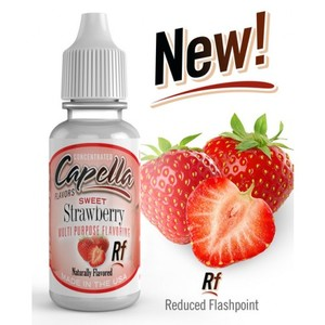 Sweet Strawberry Rf Flavor Concentrate – 13ML