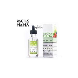 PACHA MAMA - Mint Leaf, Honeydew, Berry Kiwi Shake & Vape 60ml