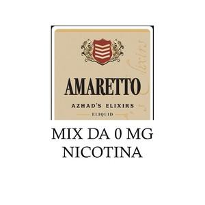 Azhad's Elixirs Bacco & Tabacco AMARETTO MIX
