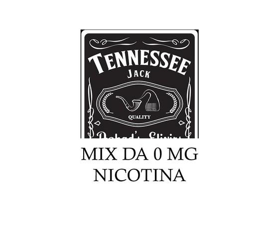 Azhad's Bacco & Tabacco - TENESSE JACK MIX MG (LIQUIDO 40 ML + 2 BASI DA 10 ML NICOTINA)