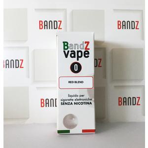Bandz Vape RED BLEND