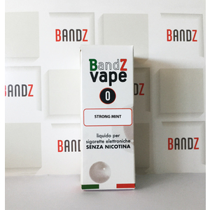 Bandz Vape STRONG MINT
