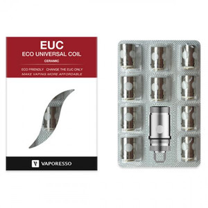 Vaporesso Ceramic EUC Coil for Estoc/Target Pro/ORC/Gemini - With Sleeve 0,5