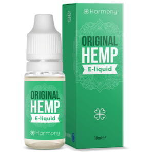 HARMONY - ELIQUID - ORIGINAL HEMP - 300MG CBD