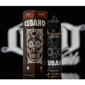 VGOD - CUBANO BLACK 50+10ML