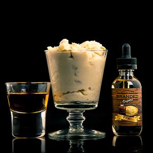 FTW – Branded Vapors – 50+10ml Una dolce crema alla vaniglia con amaretto..un mix semplice ma da urlo!!!