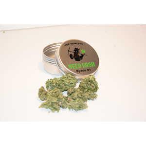 weed rush - Space #1- maria, marjana, cbd, thc, fenotipo- cannabinodi - canapa ligth