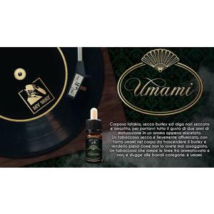 AROMI AZHAD'S AZHAD - Aroma Concentrato Umami MY WAY 10 ml