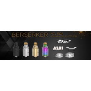 Atomizzatore Berserker MTL RDA BF 18mm - Vandy Vape