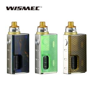 WISMEC - Luxotic BF 100W solo box- smokies - svapo's- rossella la regina- BF - DRIPPING