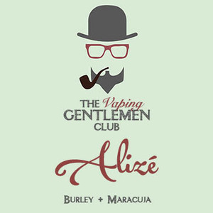 The Vaping Gentlemen Club - Alizè: Burley & Maracuja - gigi scolari