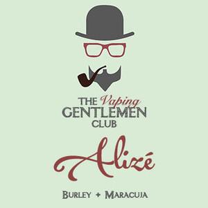 The Vaping Gentleman Club - Alizè: Burley & Maracuja