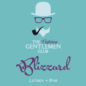 The Vaping Gentlemen Club - Blizzard : Latakìa & Pera