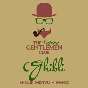 The Vaping Gentlemen Club - Ghibli: English Mixture & Mango