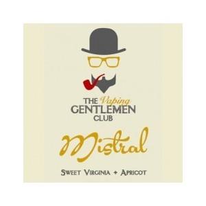 The Vaping Gentleman Club - Mistral: Sweet Virginia & Albicocca