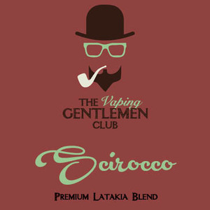 The Vaping Gentlemen Club - Scirocco: Premium Tobacco Blend