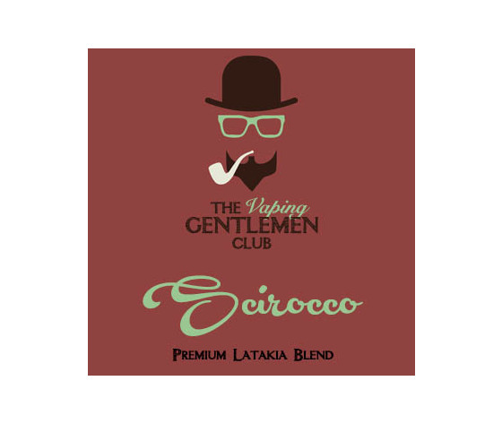 The Vaping Gentlemen Club - Scirocco: Premium Tobacco Blend