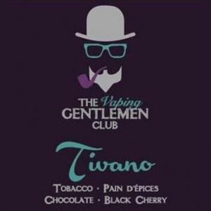 The Vaping Gentlemen Club - Tivano: Tabacco & Pain d'epices,Cioccolato, Black Cherry