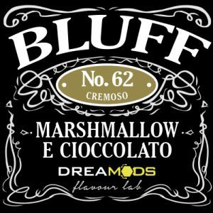 DREAMODS - Bluff Aroma No.62 Concentrato 10 ml