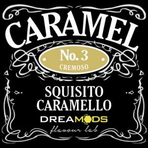 DREAMODS - Caramel No.3 Aroma Concentrato 10 ml