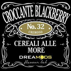 DREAMODS - Croccante alle More No.32 Aroma Concentrato 10 ml