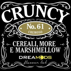 DREAMODS - Cruncy Aroma No.61 Concentrato 10 ml