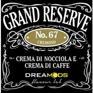 DREAMODS  -  Grand Reserve N°67 Aroma Concentrato 10 ml