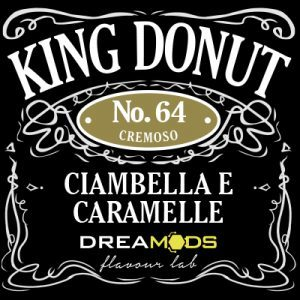 DREAMODS  -   King Donut No.64 Aroma Concentrato 10 ml