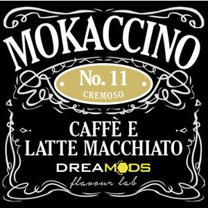 DREAMODS  -  Mokaccino No.11 Aroma Concentrato 10 ml
