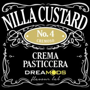 DREAMODS  -   Nilla Custard No.4 Aroma Concentrato 10 ml