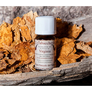 LA TABACCHERIA - Estratto di Tabacco Virginia 10ml