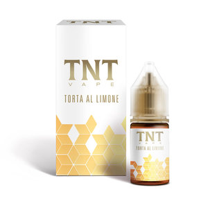 AROMA CONCENTRATO TORTA AL LIMONE - COLORS - TNT-VAPE 10 ML