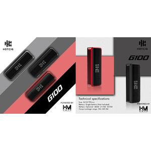 Hotcig G100 Box Mod