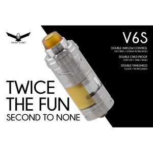 "V6S RTA 23mm - Vapor Giant (prodotto originale)"""